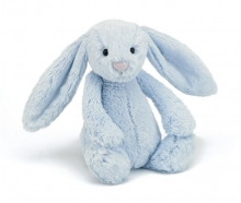bas4bb- bashful blue bunny medium custom